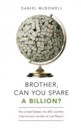 Omslag - Brother, Can You Spare a Billion?