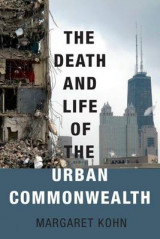 Omslag - The Death and Life of the Urban Commonwealth