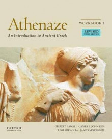 Athenaze: Workbook I av Maurice Balme, Gilbert Lawall og James Morwood (Heftet)