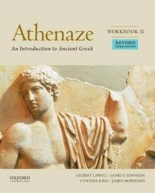 Athenaze: Workbook II av Maurice Balme, Gilbert Lawall og James Morwood (Heftet)