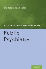 Omslag - A Case-Based Approach to Public Psychiatry