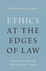 Omslag - Ethics at the Edges of Law