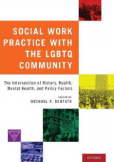 Omslag - Social Work Practice with the LGBTQ Community