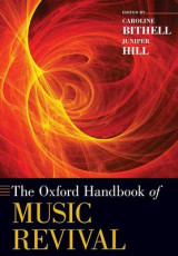 Omslag - The Oxford Handbook of Music Revival