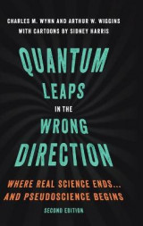 Omslag - Quantum Leaps in the Wrong Direction