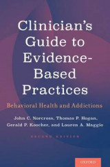 Omslag - Clinician's Guide to Evidence-Based Practices