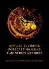 Omslag - Applied Economic Forecasting using Time Series Methods
