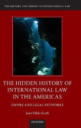 Omslag - The Hidden History of International Law in the Americas