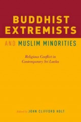 Omslag - Buddhist Extremists and Muslim Minorities