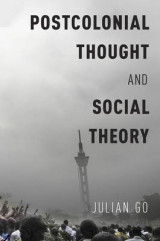 Omslag - Postcolonial Thought and Social Theory