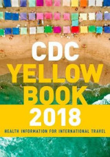 Omslag - CDC Yellow Book 2018: Health Information for International Travel