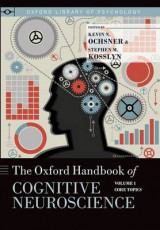 Omslag - Oxford Handbook of Cognitive Neuroscience