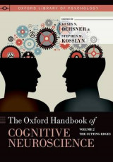 Omslag - Oxford Handbook of Cognitive Neuroscience: The Cutting Edges Volume 2