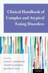 Omslag - Clinical Handbook of Complex and Atypical Eating Disorders
