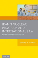 Omslag - Iran's Nuclear Program and International Law
