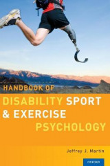 Omslag - Handbook of Disability Sport and Exercise Psychology