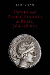 Omslag - Power and Public Finance at Rome, 264-49 BCE