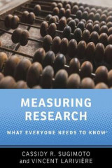 Omslag - Measuring Research