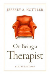 Omslag - On Being a Therapist