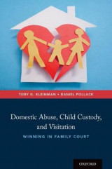 Omslag - Domestic Abuse, Child Custody, and Visitation