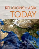 Omslag - Religions of Asia Today