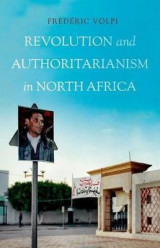 Omslag - Revolution and Authoritarianism in North Africa
