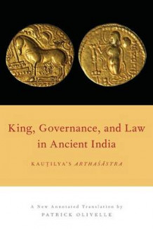 King, Governance, and Law in Ancient India (Heftet)