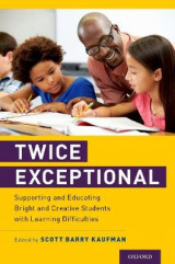 Omslag - Twice Exceptional