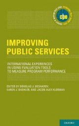 Omslag - Improving Public Services