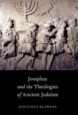 Omslag - Josephus and the Theologies of Ancient Judaism