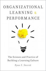 Omslag - Organizational Learning and Performance