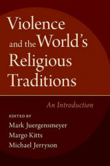 Omslag - Violence and the World's Religious Traditions