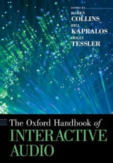 Omslag - The Oxford Handbook of Interactive Audio
