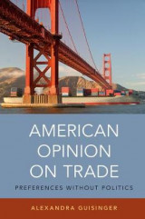 Omslag - American Opinion on Trade