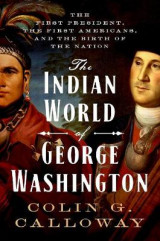 Omslag - The Indian World of George Washington