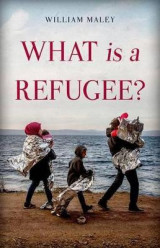 Omslag - What Is a Refugee?
