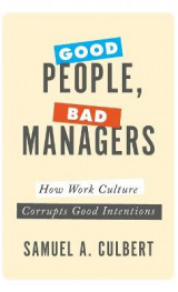 Omslag - Good People, Bad Managers
