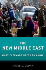 Omslag - The New Middle East: What Everyone Needs to Know (R)