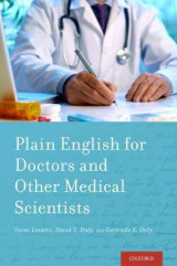 Omslag - Plain English for Doctors and Other Medical Scientists