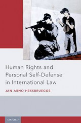 Omslag - Human Rights and Personal Self-Defense in International Law