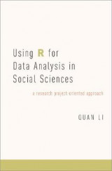 Omslag - Using R for Data Analysis in Social Sciences