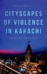 Omslag - Cityscapes of Violence in Karachi