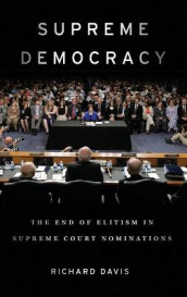 Supreme Democracy av Richard Davis (Innbundet)