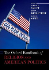 Omslag - The Oxford Handbook of Religion and American Politics