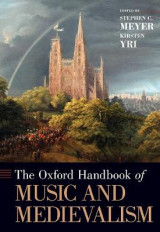 Omslag - The Oxford Handbook of Music and Medievalism