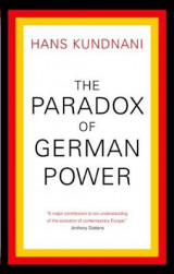 Omslag - The Paradox of German Power