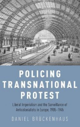 Omslag - Policing Transnational Protest