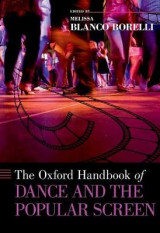 Omslag - The Oxford Handbook of Dance and the Popular Screen