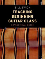 Omslag - Teaching Beginning Guitar Class