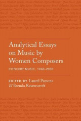 Omslag - Analytical Essays on Music by Women Composers